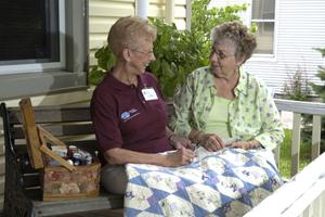 Senior In Home Care Santa Clarita